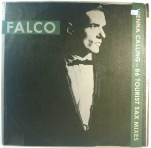 Falco - Vienna Calling (86 Tourist Sax Mixes)
