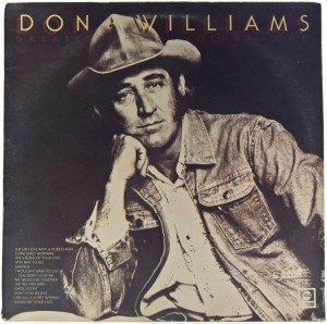 Don Williams - Greatest Hits Volume One