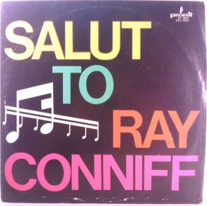 Various - Salut To Ray Conniff