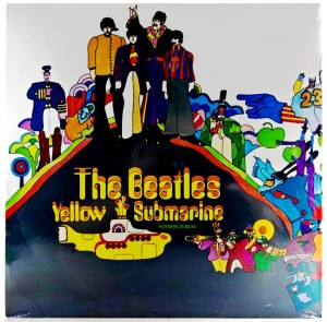 Beatles - Yellow Submarine 180g 2017