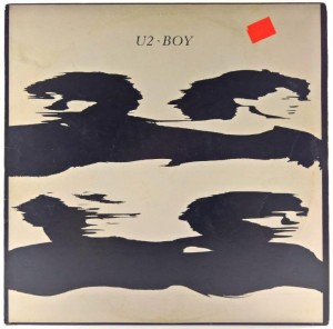 U2 - Boy 1980 First US PRESS