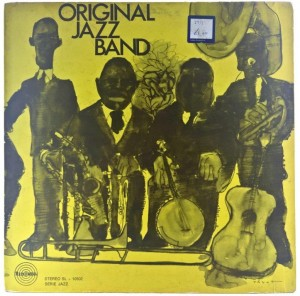 Original Jazz Band - Original Jazz Band 1971 Argentina