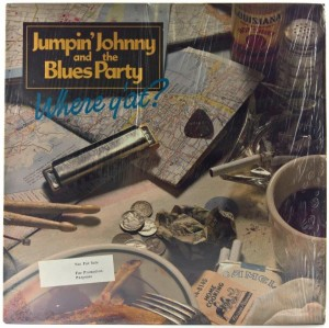Jumpin' Johnny and the Blues Party - Where y'at?