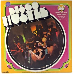Various - Disco Hustle US 1976