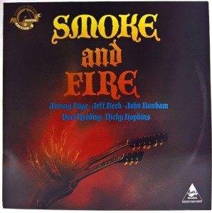 Page, Beck, Bonham, Redding, Hopkins - Smoke And Fire