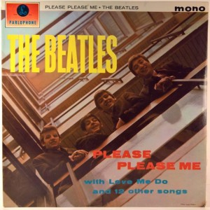 Beatles - Please Please Me UK1963