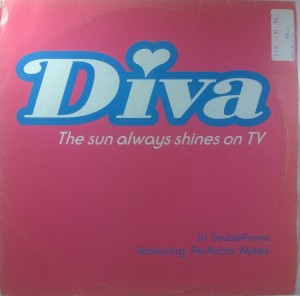 Diva - The Sun Always Shines On TV 2XVINYL