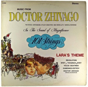 101 Strings - Music From Doctor Zhivago