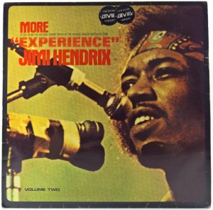 "Jimi Hendrix - More ""Experience"" Sound Track Vol.Two"