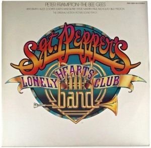 Sgt. Pepper's Lonely Hearts Club Band + Plakat