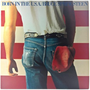 Bruce Springsteen - Born In The U.S.A.  2007 Misprint 180g