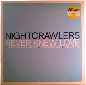 Nightcrawlers - Never Knew Love