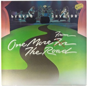 Lynyrd Skynyrd - One More From The Road 1984 GER