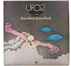 UFO - UFO 2 - Flying - One Hour Space Rock 1976 GER