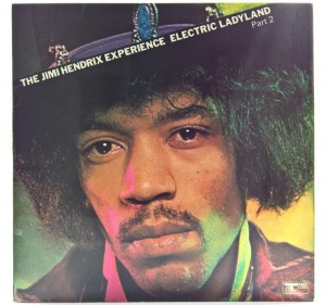 Jimi Hendrix Experience - Electric Ladyland Part 2 1969 UK