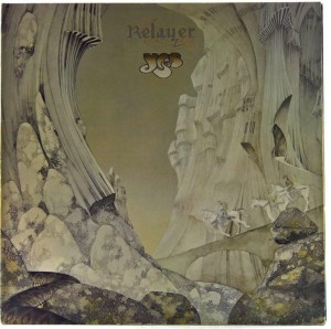 Yes - Relayer 1974 ITALY