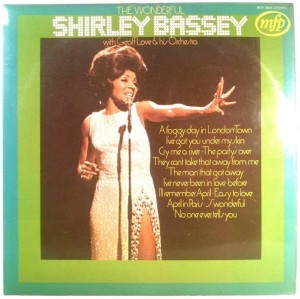 Shirley Bassey With Geoff Love... - The Wonderful Shirley Bassey