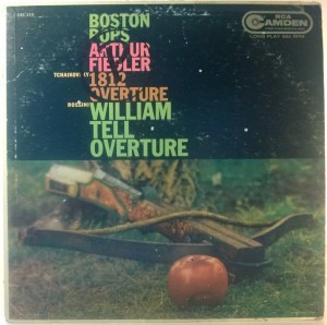 Boston Pops, Arthur Fiedler - 1812 Overture / William Tell Overture