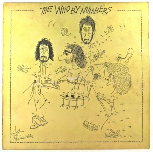 Who - The Who By Numbers Limited Ed. Numbered