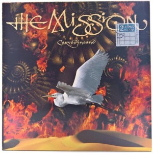 Mission - Carved In Sand 1990 HOL