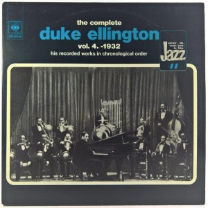 Duke Ellington - The Complete Ellington Vol4: 1932