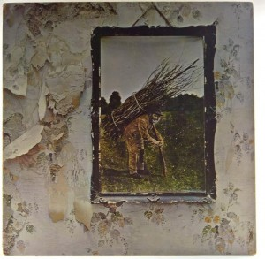 Led Zeppelin - IV 1971 FRANCE 1 PRESS