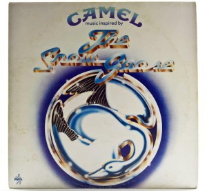 Camel - Music Inspired By The Snow Goose 1975 GER