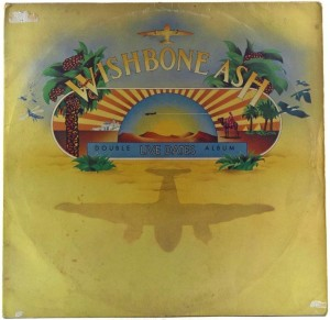 Wishbone Ash - Live Dates GER 1973