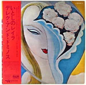 Derek & The Dominos - Layla And Other Assorted Love Songs OBI