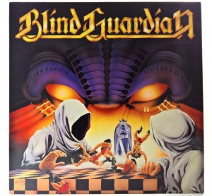 Blind Guardian - Battalions Of Fear 1988 GER 1 PRESS