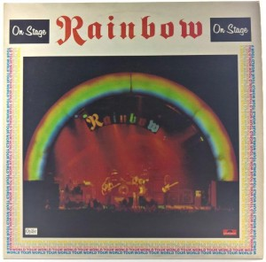 Rainbow - On Stage 1977 UK