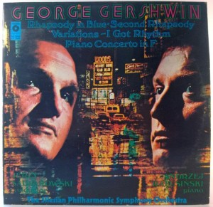 George Gershwin J. Salwarowski, A. Ratusiński - Rhapsody In Blue Second Rhapsody Variations