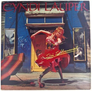 Cyndi Lauper - She's So Unusual 1983 HOL