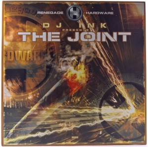 DJ Ink - The Joint 2XEP