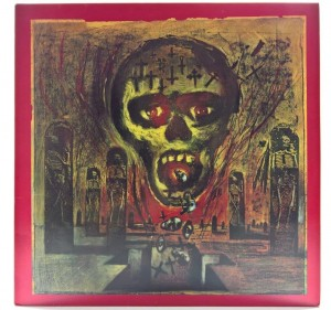 Slayer - Seasons In The Abyss 1990 1 PRESS