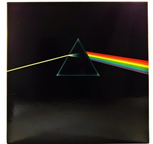 Pink Floyd - The Dark Side Of The Moon 1988 US (Purple Capitol Labels)