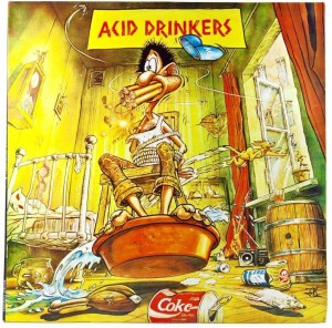 Acid Drinkers - Are You A Rebel? 1990