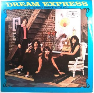 Dream Express - Just Wanna Dance With You