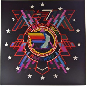 Hawkwind - X In Search Of Space 2011 Limited Ed. Red