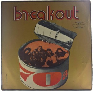 Breakout - 70a (Blue Label Mono 1970)