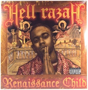 Hell Razah - Renaissance Child