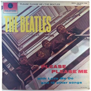 Beatles - Please Please Me 1982 HUNGARY
