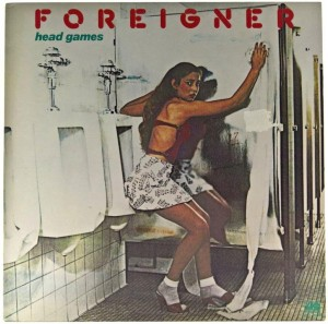 Foreigner - Head Games 1979 CAN