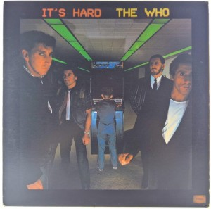 Who - It's Hard US