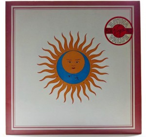 King Crimson - Larks' Tongues In Aspic 1987