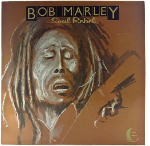 Bob Marley - Soul Rebel UK 1984
