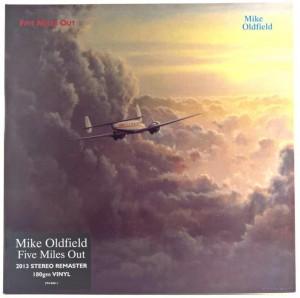 Mike Oldfield - Five Miles Out 180g