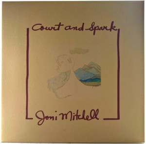Joni Mitchell - Court And Spark 180g