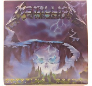 Metallica - Creeping Death 1990 EU