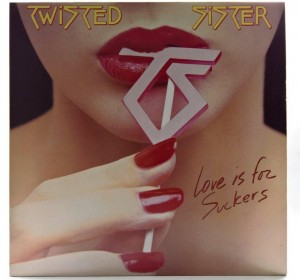 Twisted Sister - Love Is For Suckers